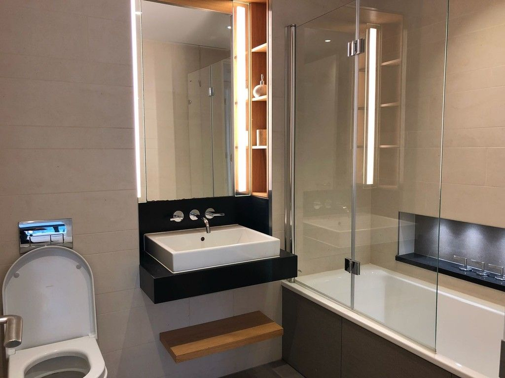 1 bed flat to rent in Merchant Square, London 4