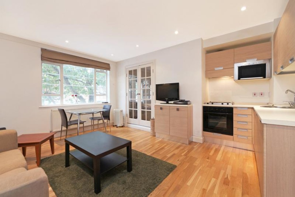 1 bed flat to rent in Sloane Avenue, London, SW3