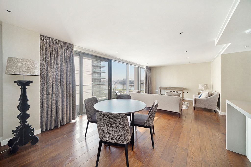 2 bed flat to rent in Chelsea Waterfront, London, SW10