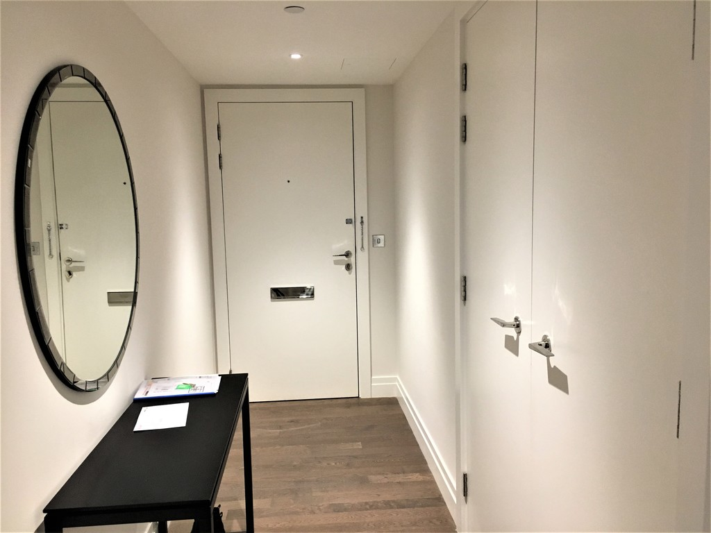 2 bed flat to rent in Riverlight Quay, London 8