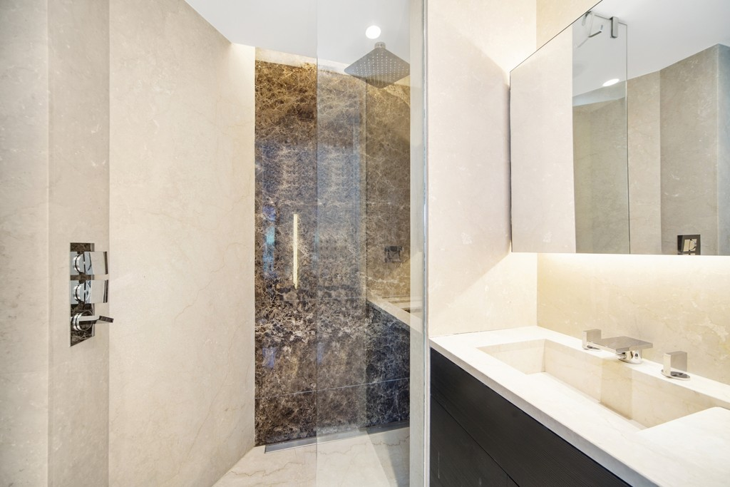 2 bed flat for sale in The Tower, St. George Wharf, London 8