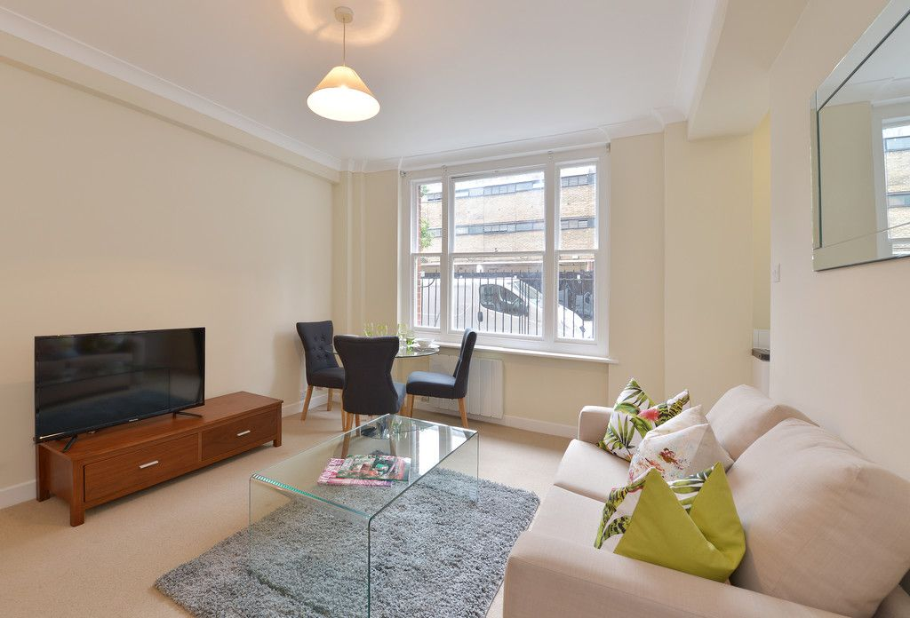1 bed flat to rent, W1J