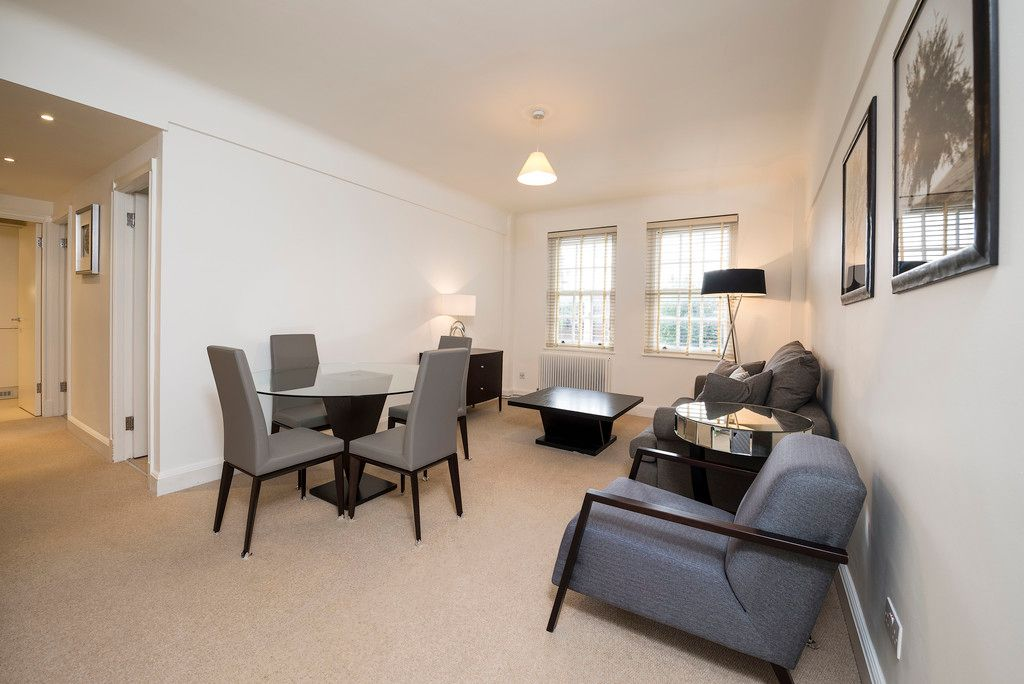 2 bed flat to rent, SW3