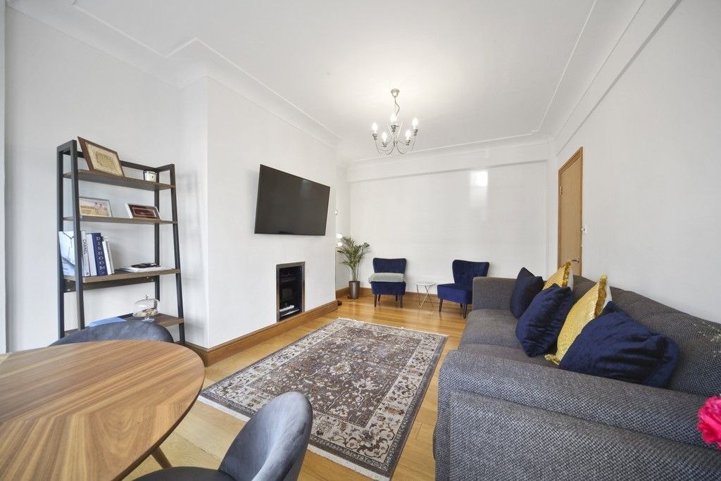 1 bed flat for sale in Northways, College Crescent, NW3