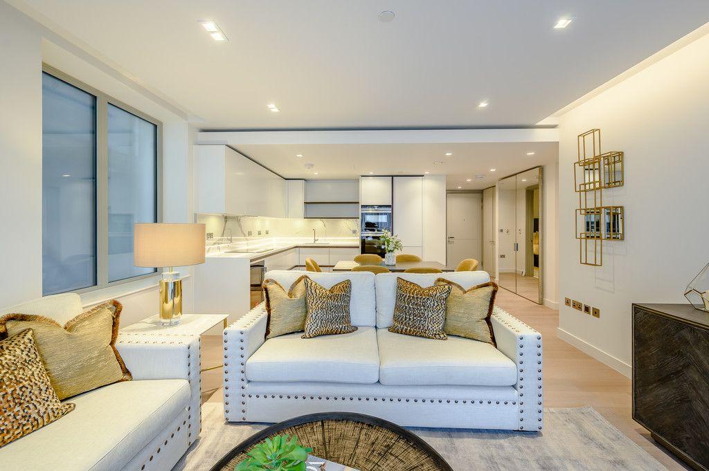 3 bed flat to rent in Garrett Mansions, 287 Edgware Road, W2