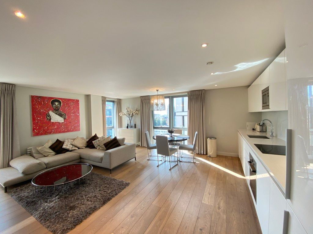 2 bed flat to rent in Merchant Square  - Property Image 2