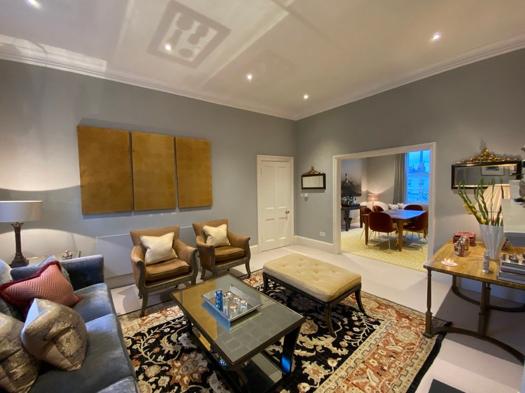 3 bed flat to rent, W9