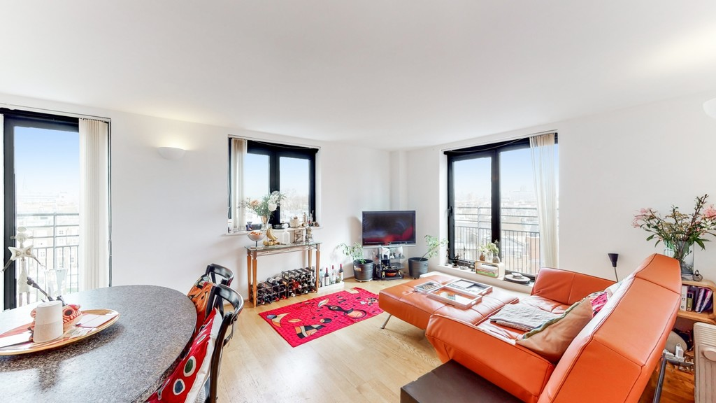 2 bed flat for sale in Point West , 116 Cromwell Road 1