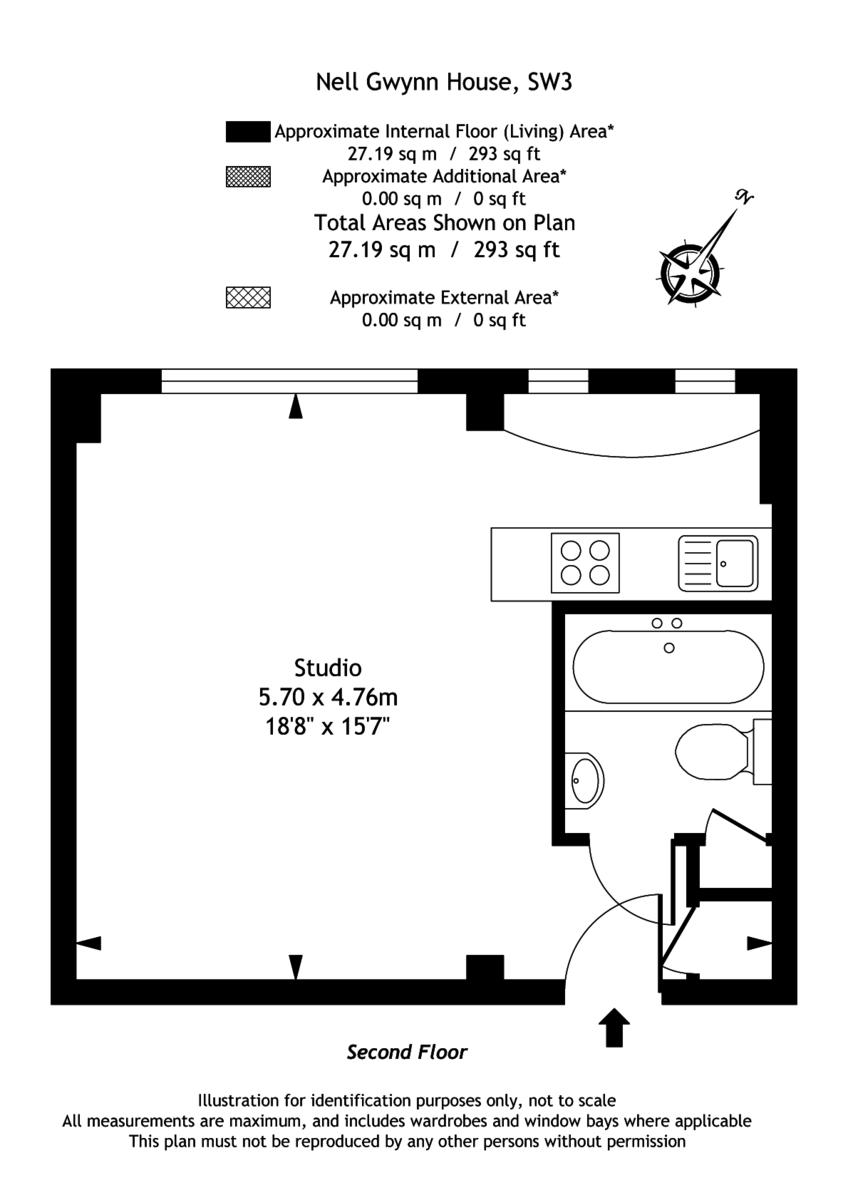 Flat for sale - Property Floorplan