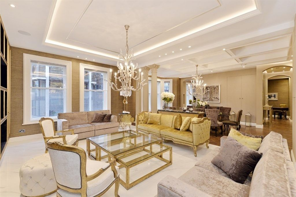 2 bed flat to rent in Park Mansions, 141 Knightsbridge, SW1X