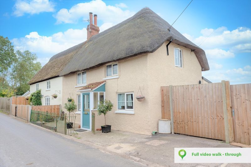 2 bed cottage for sale in Stembridge, Martock, TA12