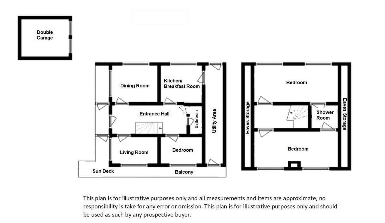 3 bed  for sale in Yeovil - Property Floorplan