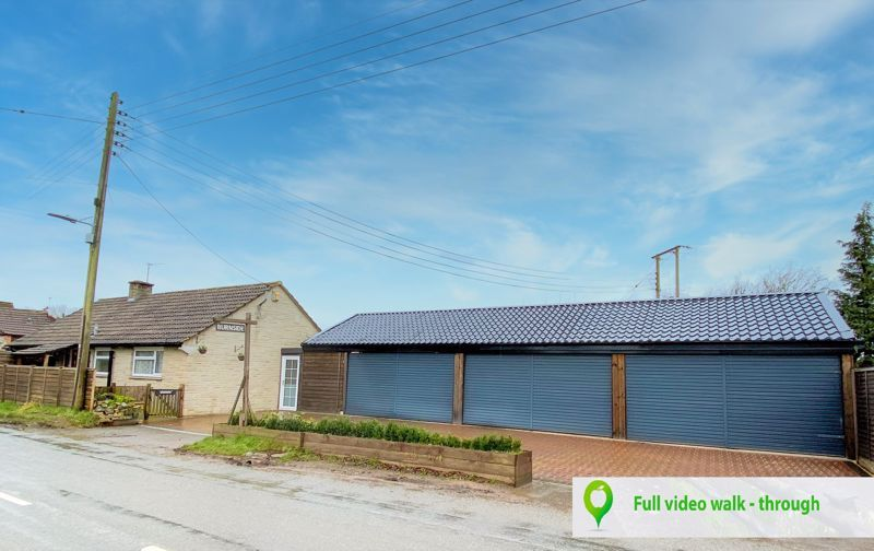 2 bed bungalow for sale in Westport, Langport, TA10
