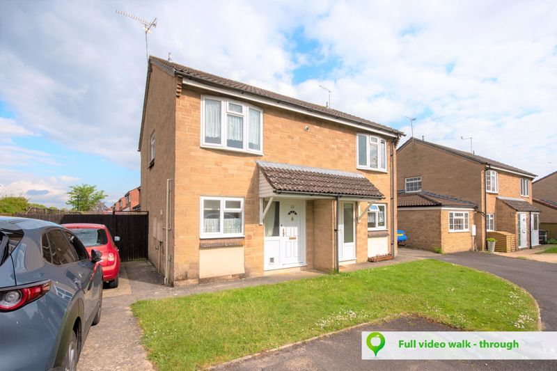 2 bed house for sale in Abbey Manor Park, Yeovil, BA21