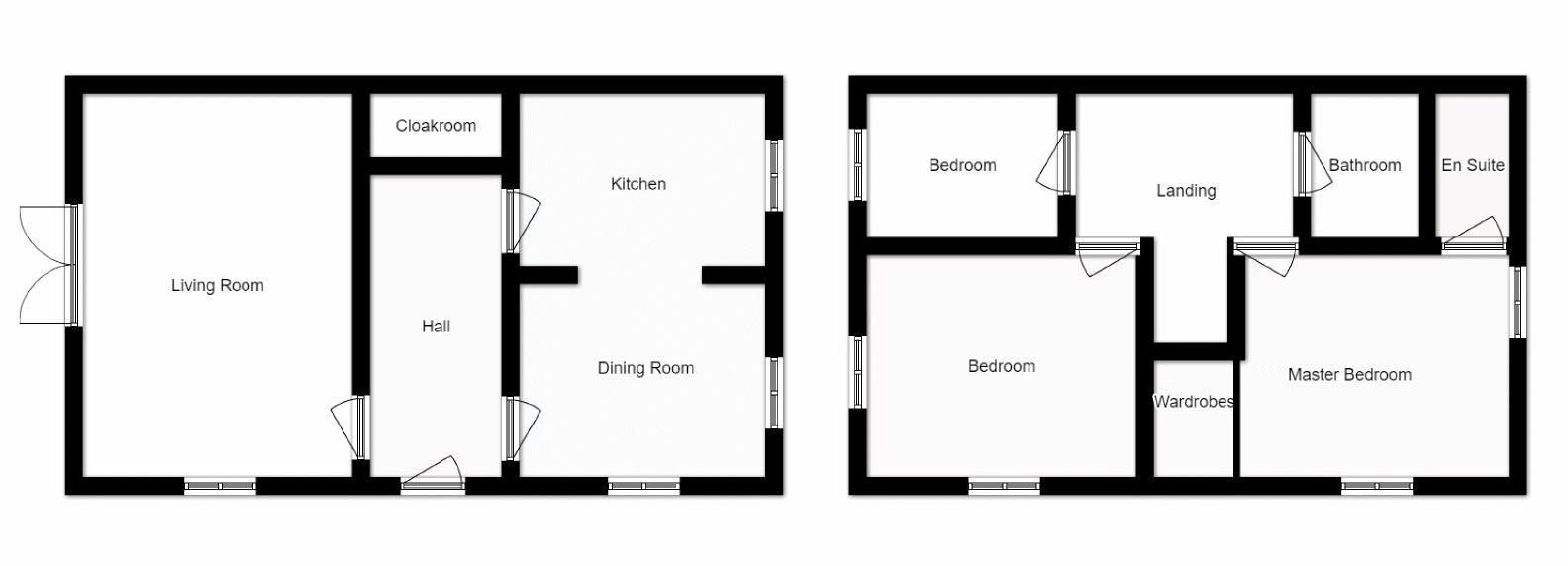 3 bed house to rent in Stoke-Sub-Hamdon - Property Floorplan