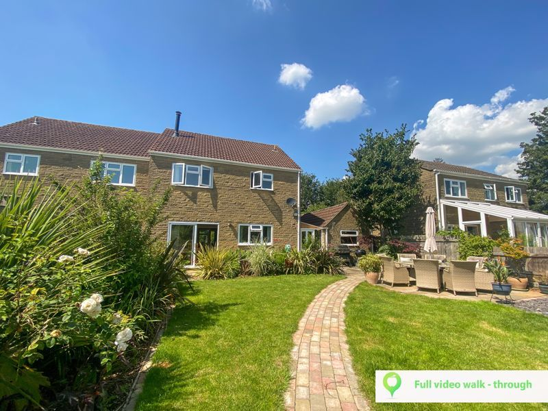 3 bed house for sale in East Lambrook, South Petherton, TA13