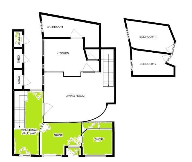 to rent in Stoke-Sub-Hamdon - Property Floorplan