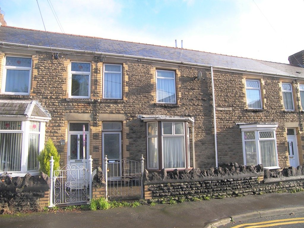 3 bed house for sale in Ty R Owen Terrace, Cwmavon, Port Talbot, SA12