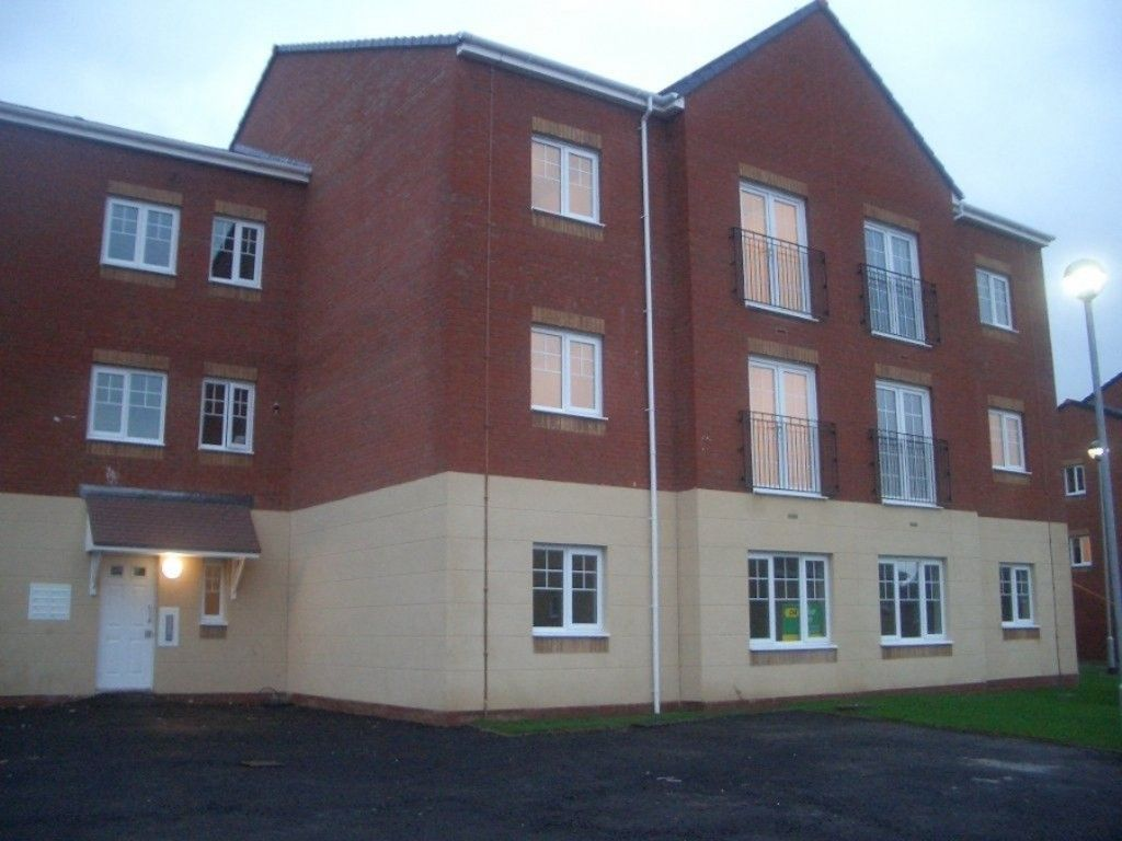 2 bed flat for sale in Edith Mills Close, Briton Ferry, Neath 1