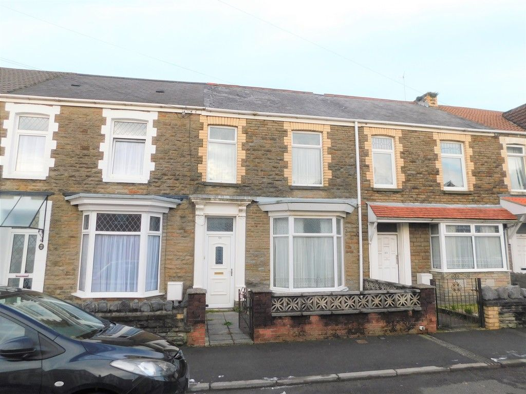 3 bed house for sale in Harle Street, Neath - Property Image 1