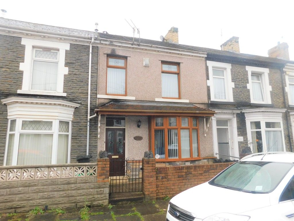 3 bed house for sale in Alexander Road, Briton Ferry, Neath 1