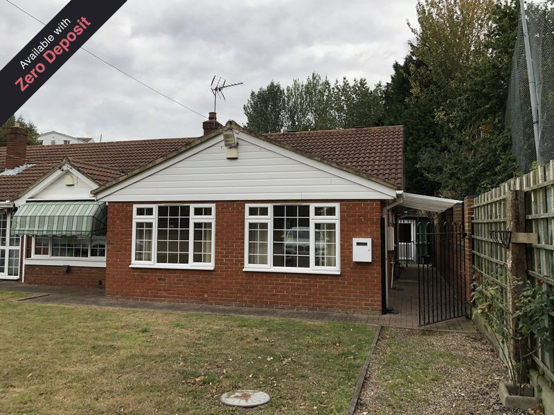 2 bed bungalow to rent in Otterham Quay Lane  - Property Image 1