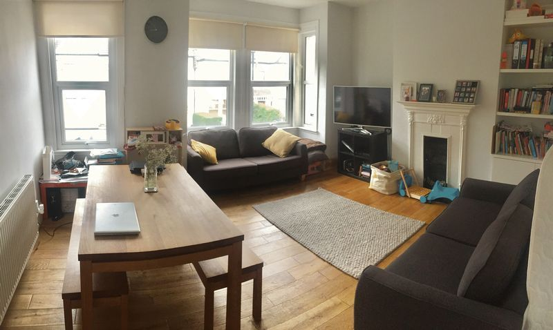 2 bed flat to rent in Avondale Road 1