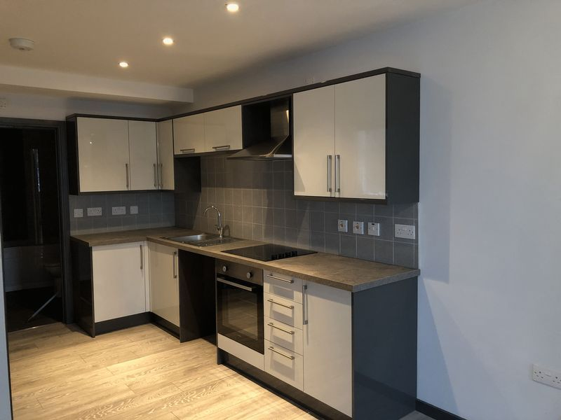 1 bed flat to rent in Saunders Street 7