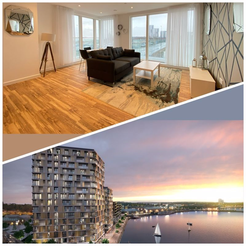2 bed flat for sale in Pier Approach Road  - Property Image 1