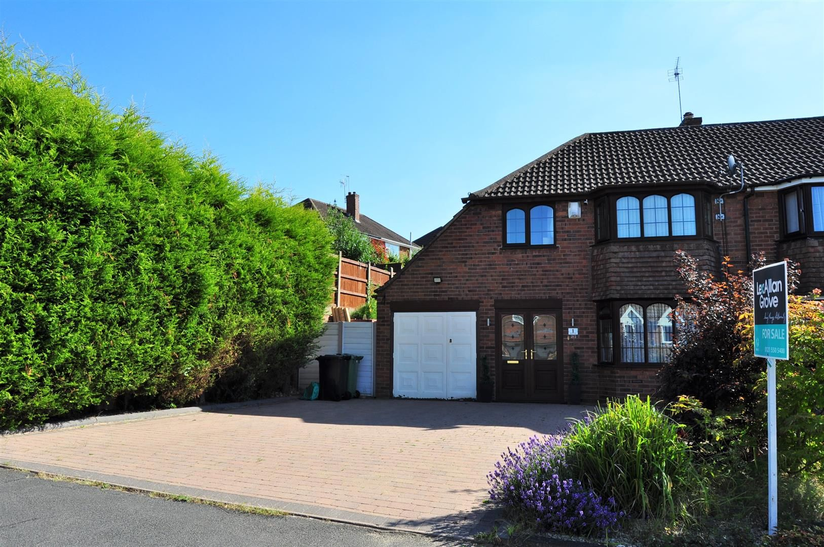 3 bed semi-detached for sale in Hasbury - Property Image 1