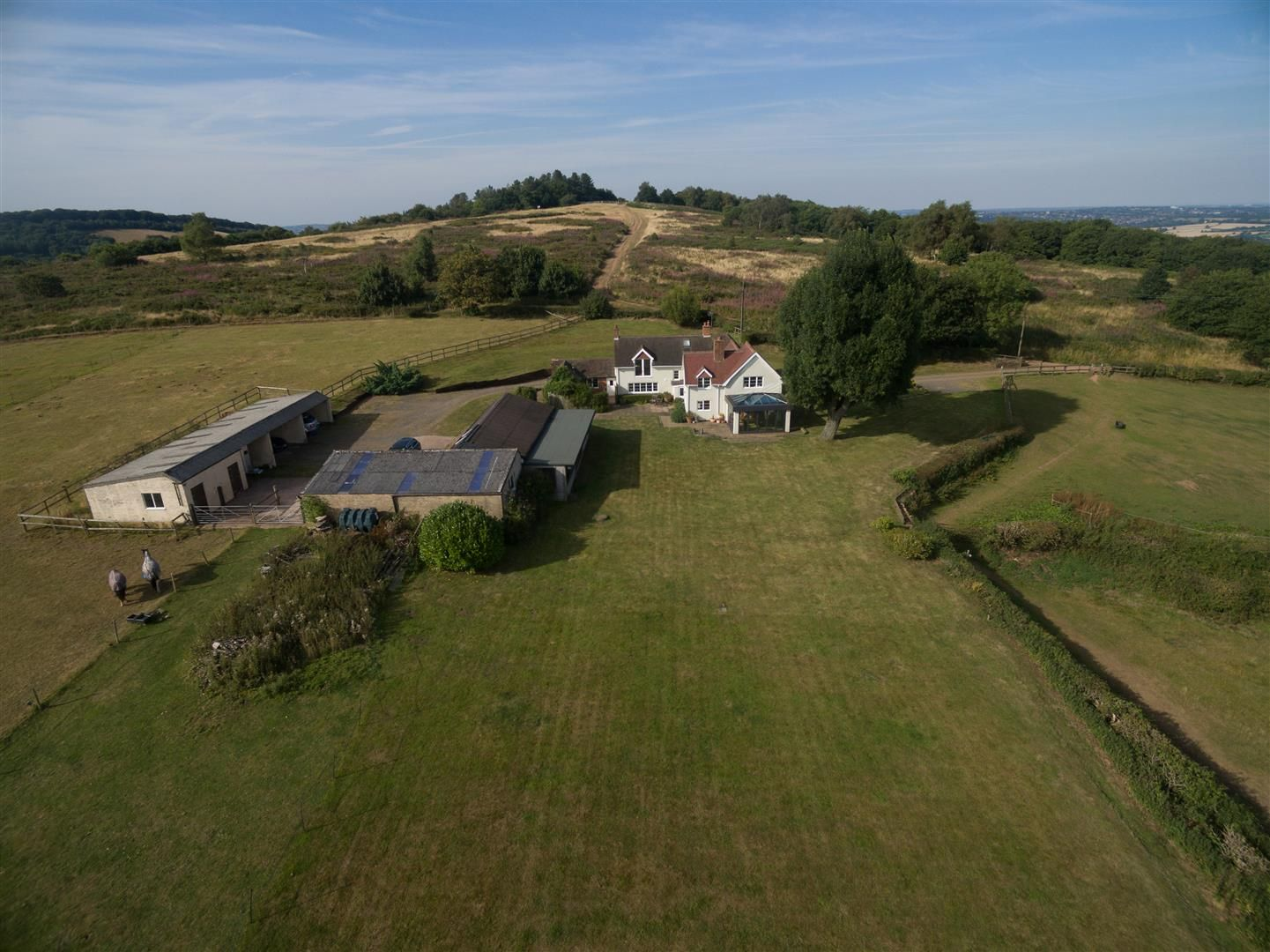 5 bed detached for sale in Clent 53
