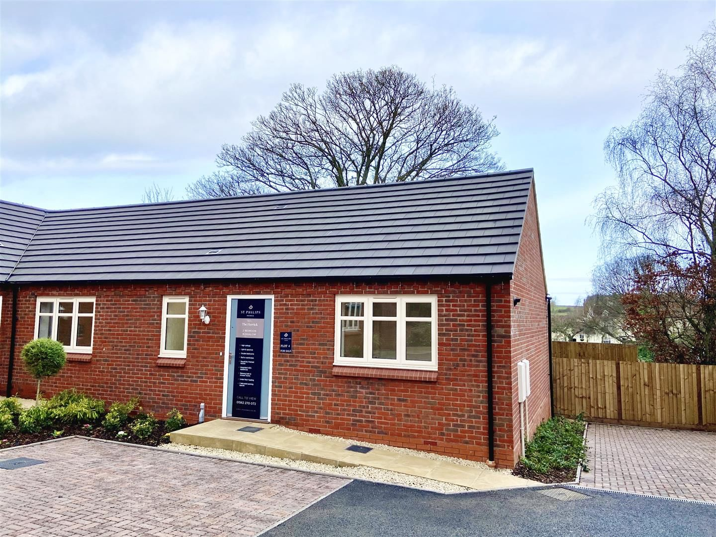 2 bed semi-detached-bungalow for sale 1