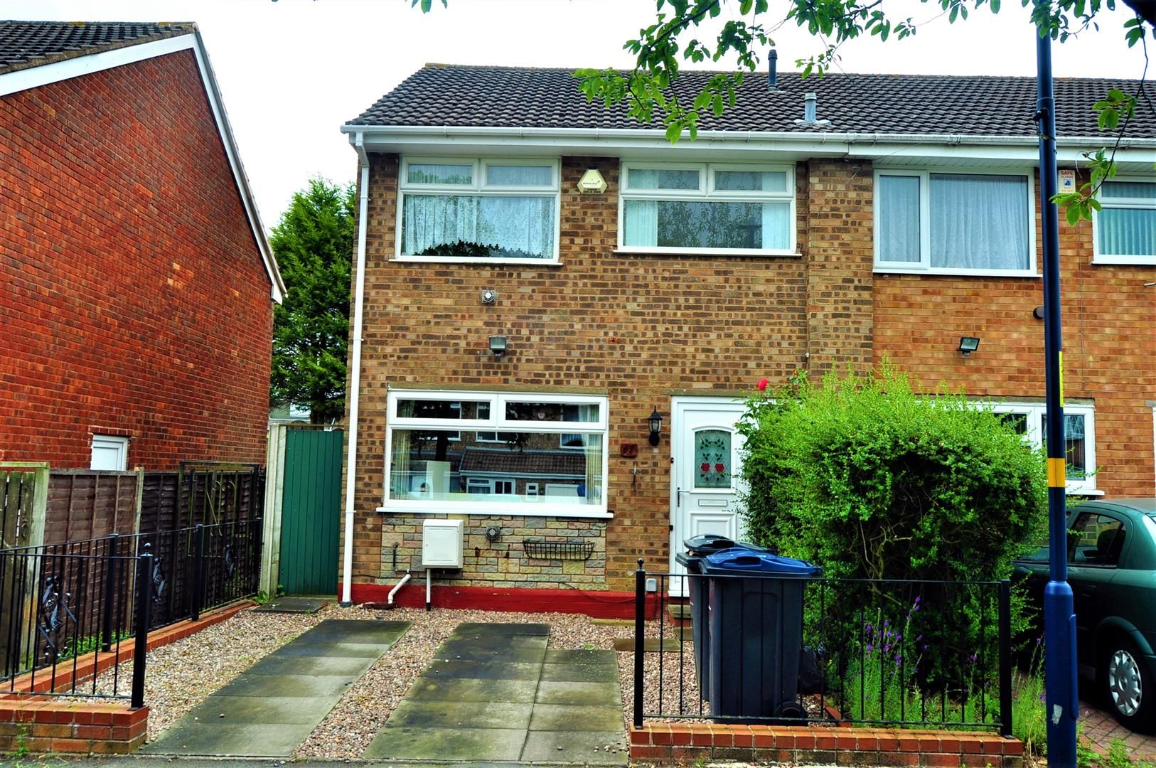 3 bed end-of-terrace for sale in Quinton, B32