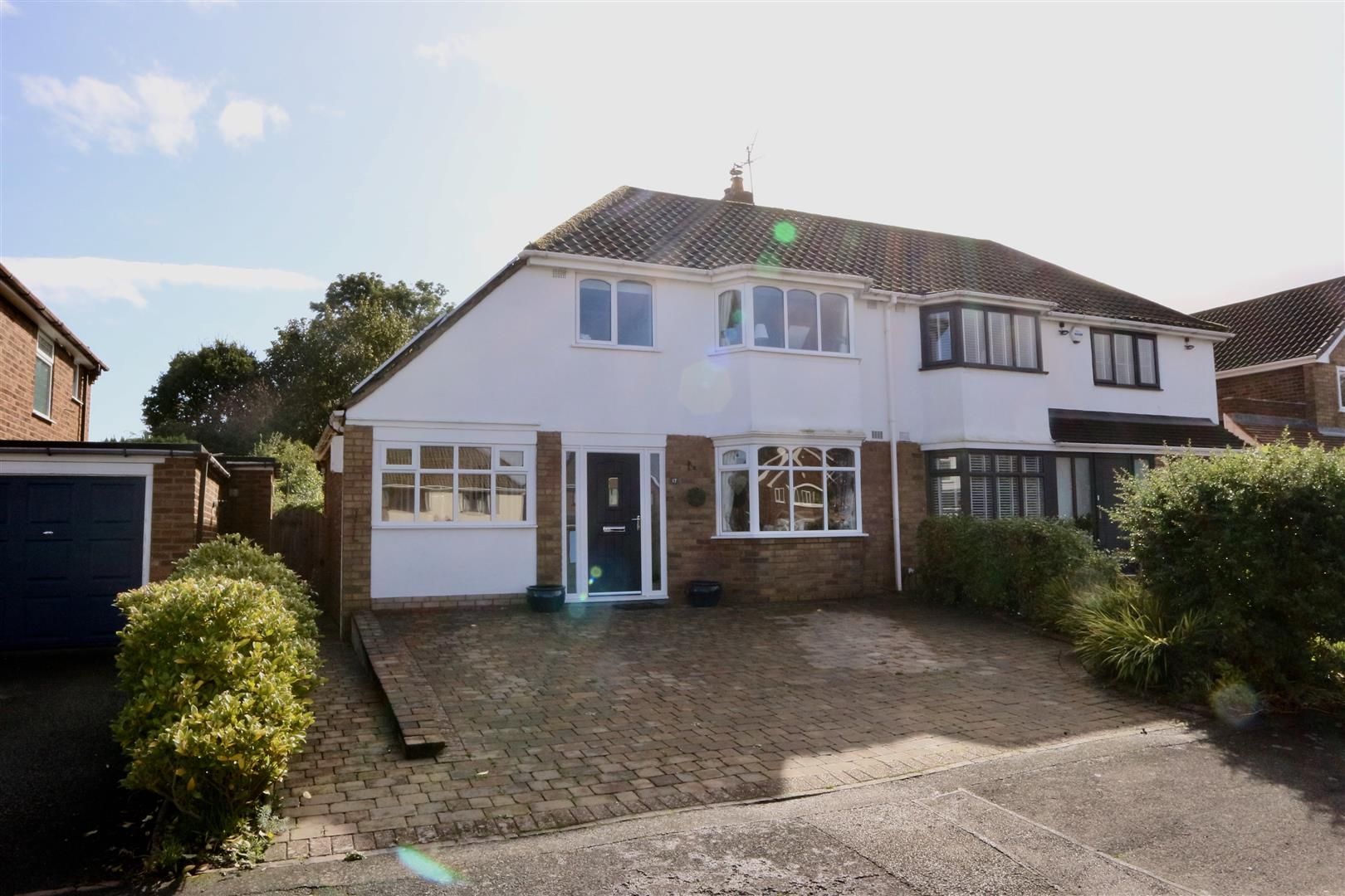 3 bed semi-detached for sale in Pedmore - Property Image 1