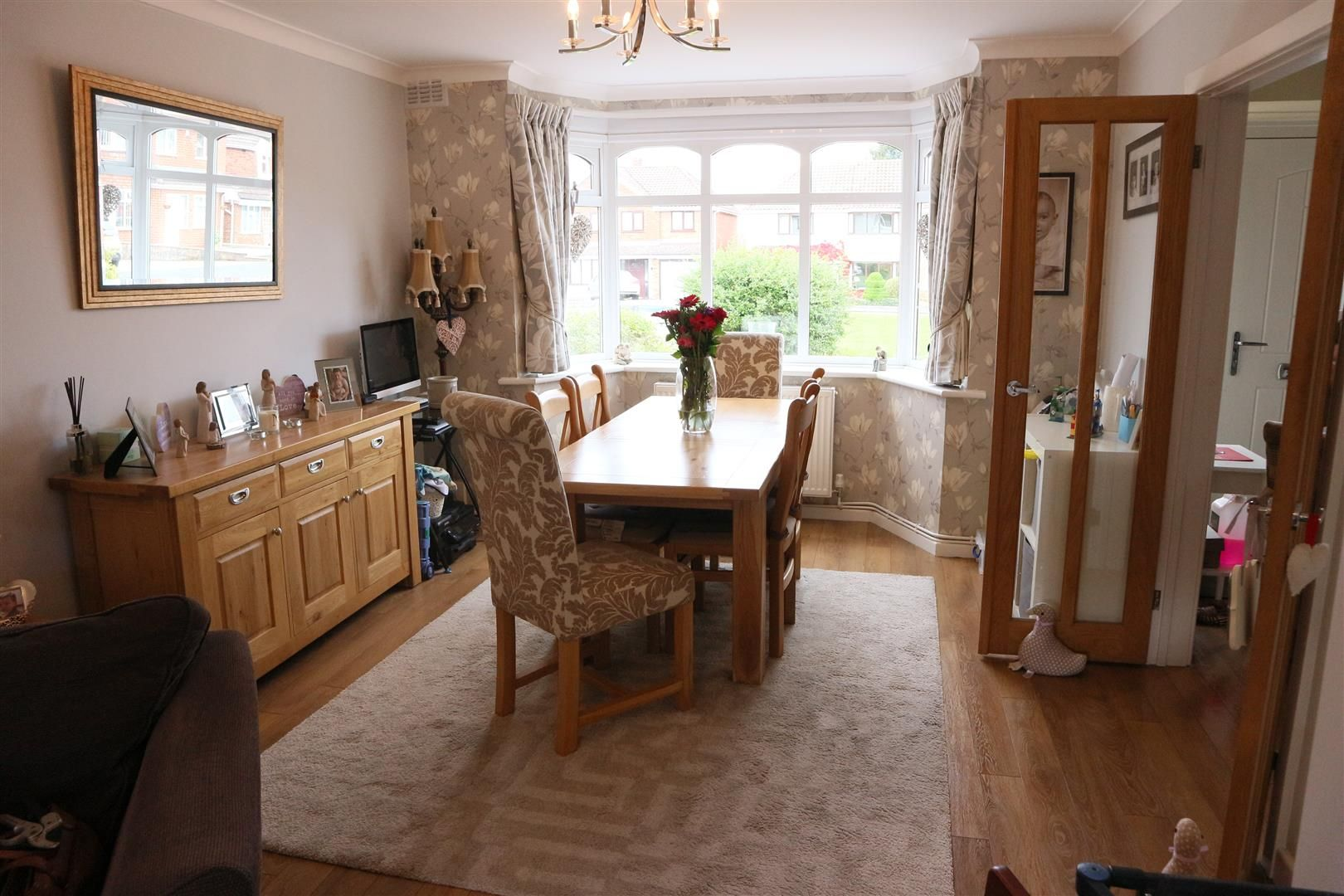 3 bed semi-detached for sale in Pedmore 6