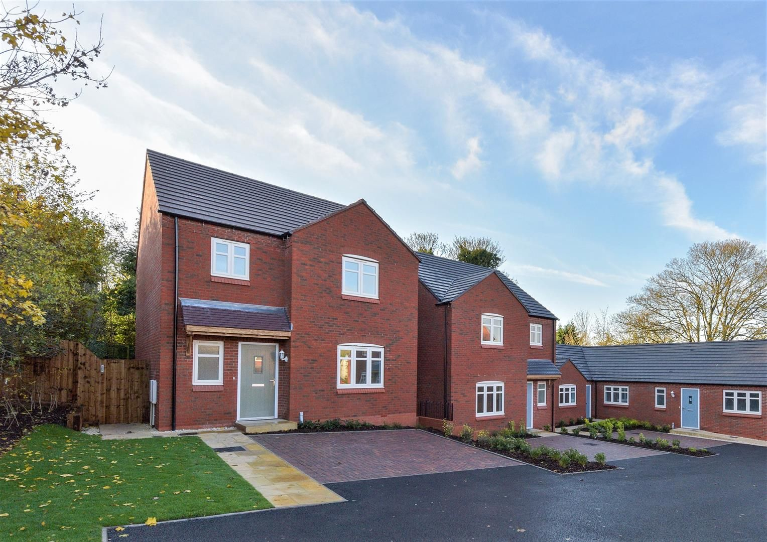3 bed detached for sale  - Property Image 1