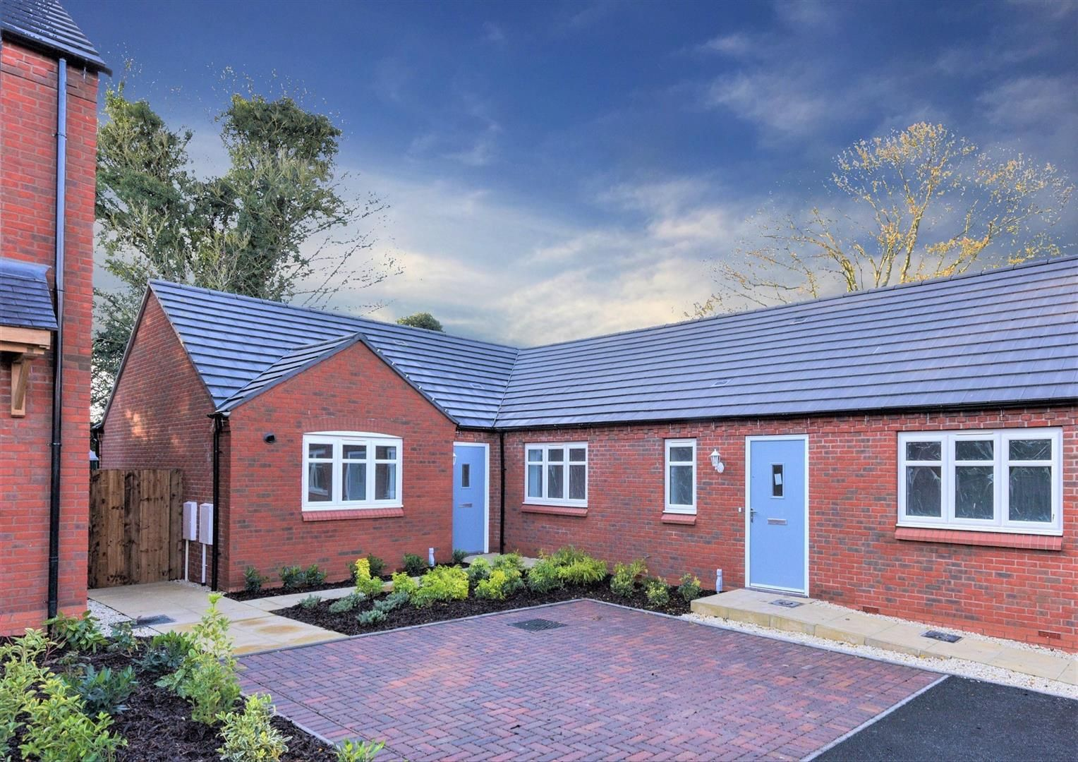2 bed semi-detached-bungalow for sale, DY9