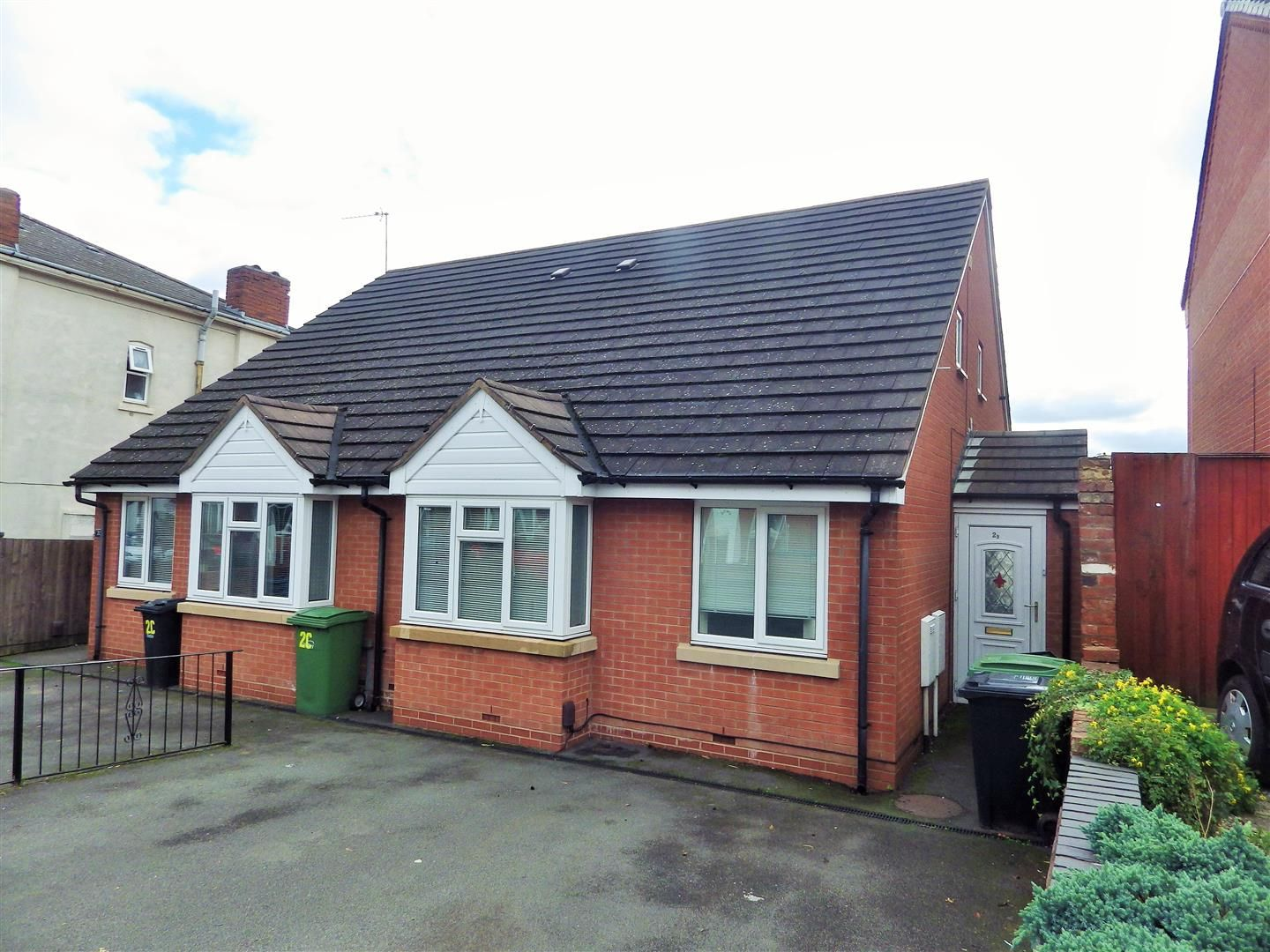 3 bed semi-detached-bungalow for sale  - Property Image 1