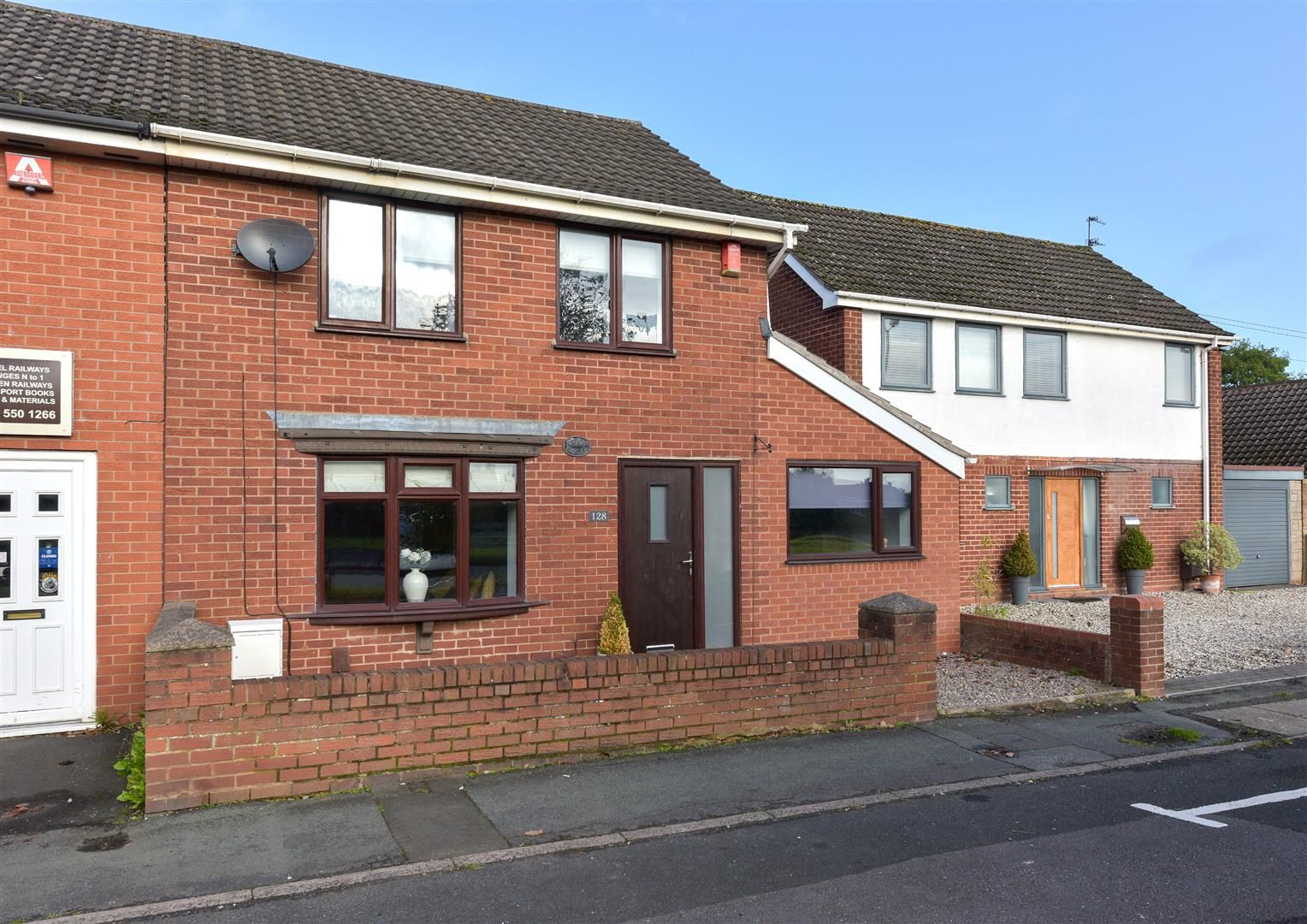 3 bed semi-detached for sale in Hayley Green  - Property Image 1
