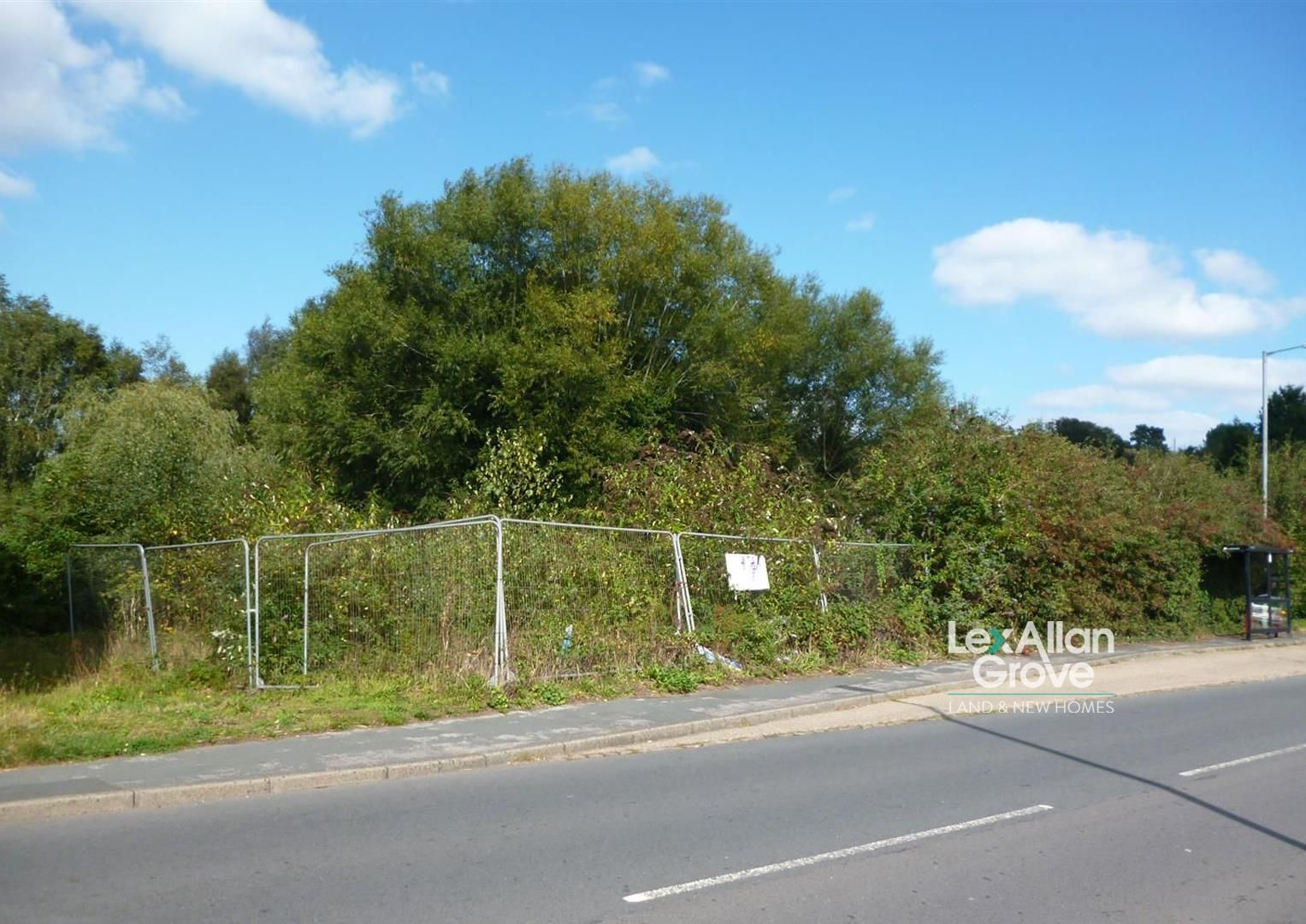 Land for sale, DY13