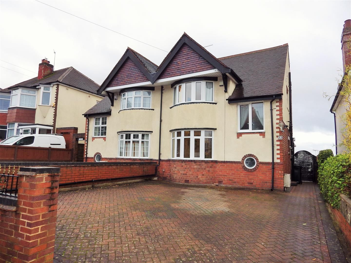 3 bed semi-detached for sale - Property Image 1