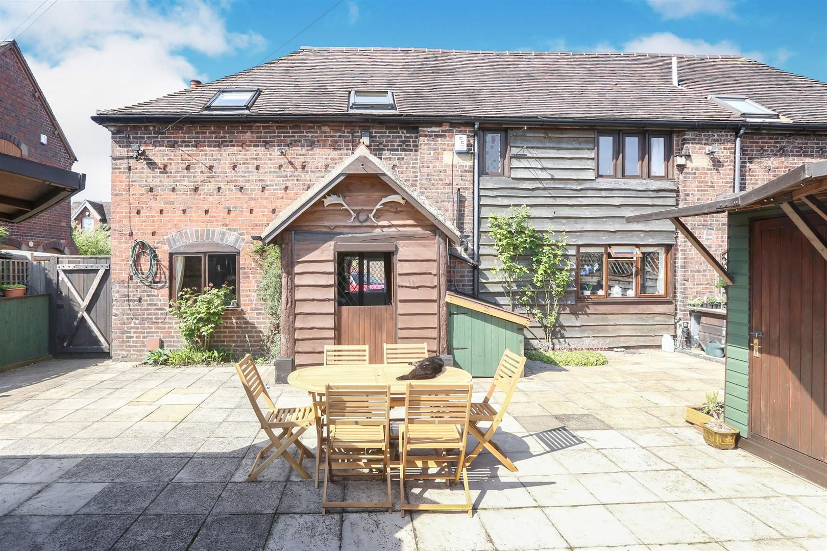 3 bed barn-conversion for sale in Hagley 13