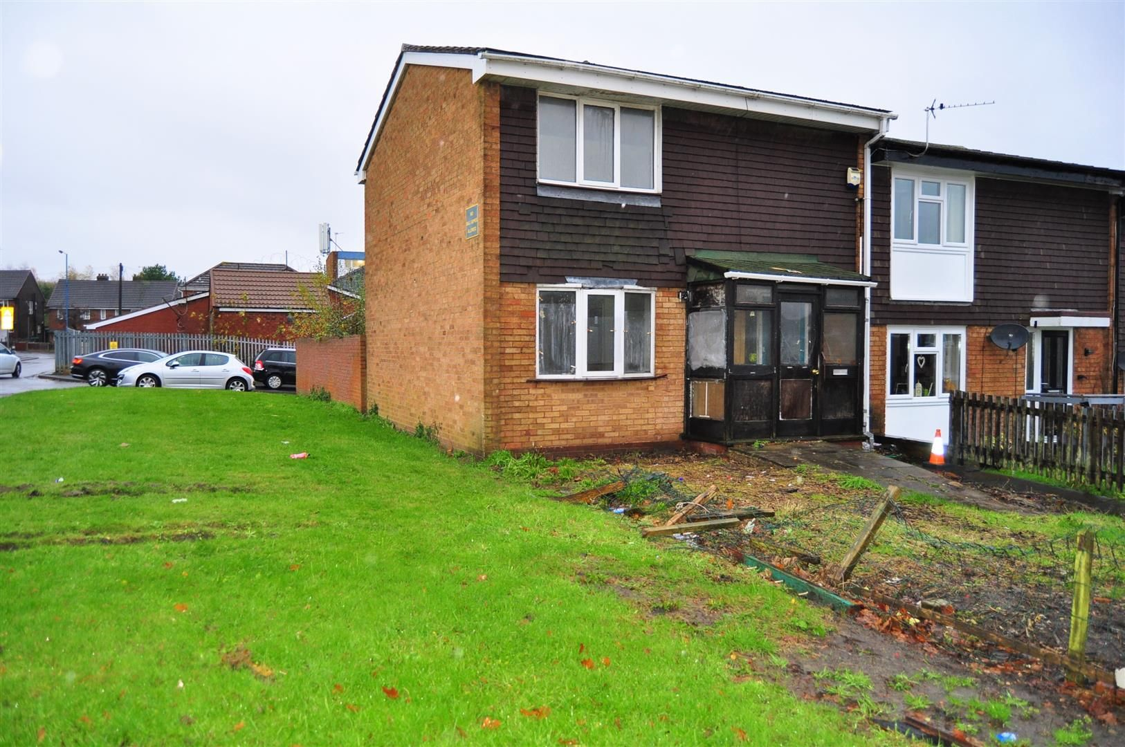 2 bed end-of-terrace for sale, B65