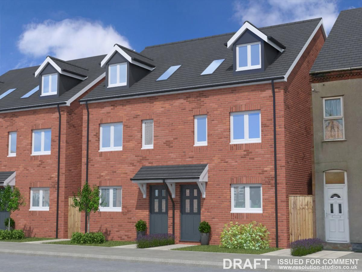 3 bed semi-detached for sale in Netherton, DY2