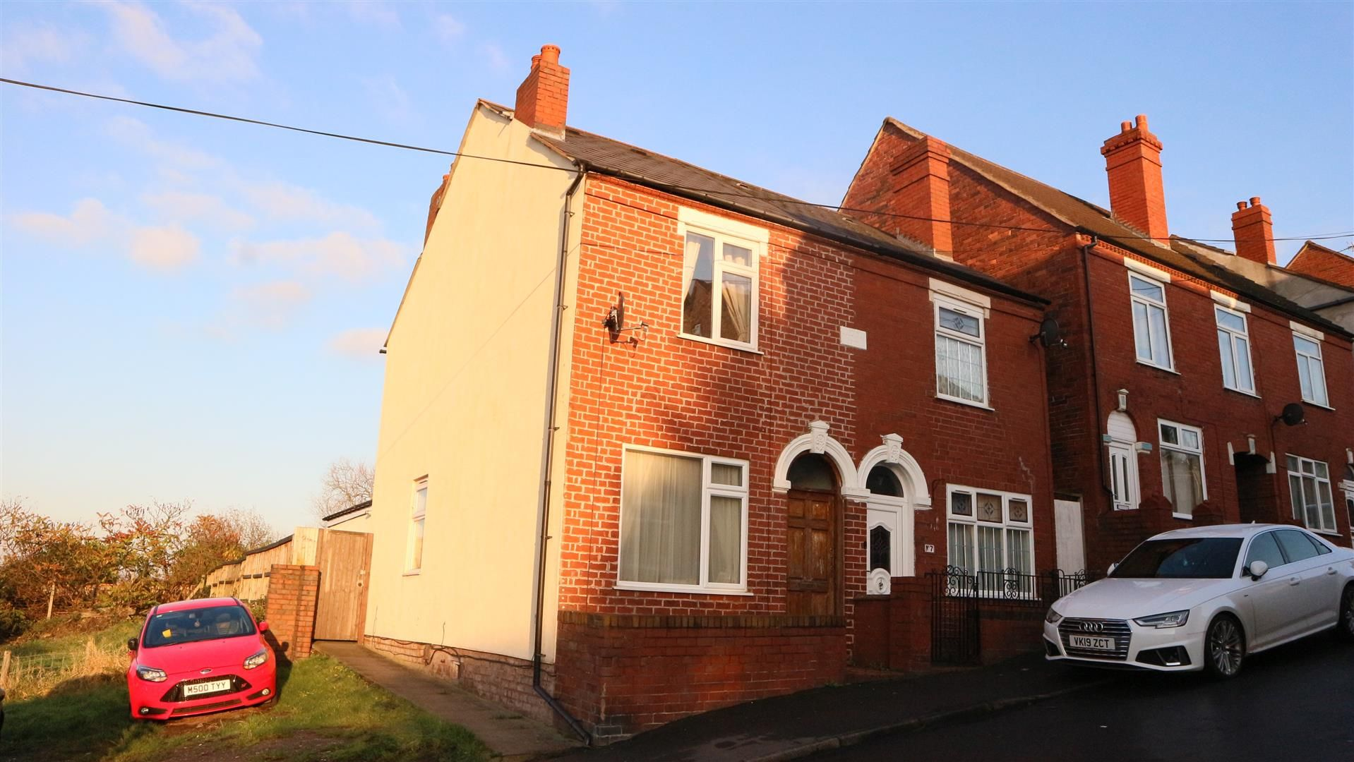 2 bed semi-detached for sale in Wollescote, DY9