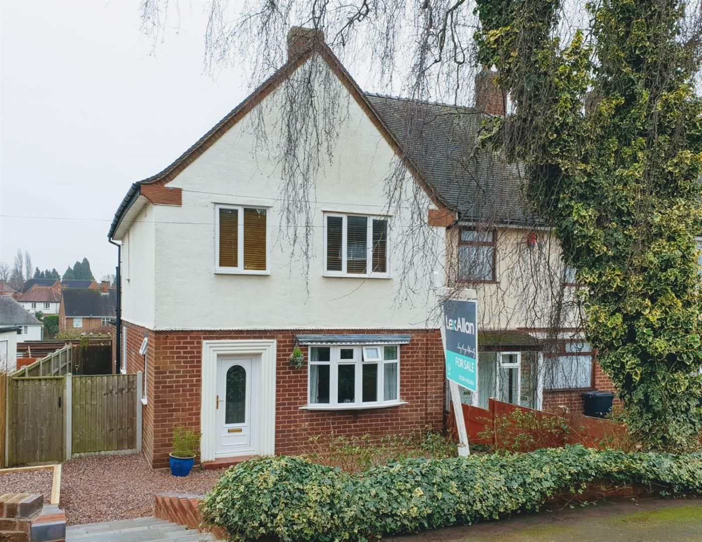 3 bed end-of-terrace for sale, DY8