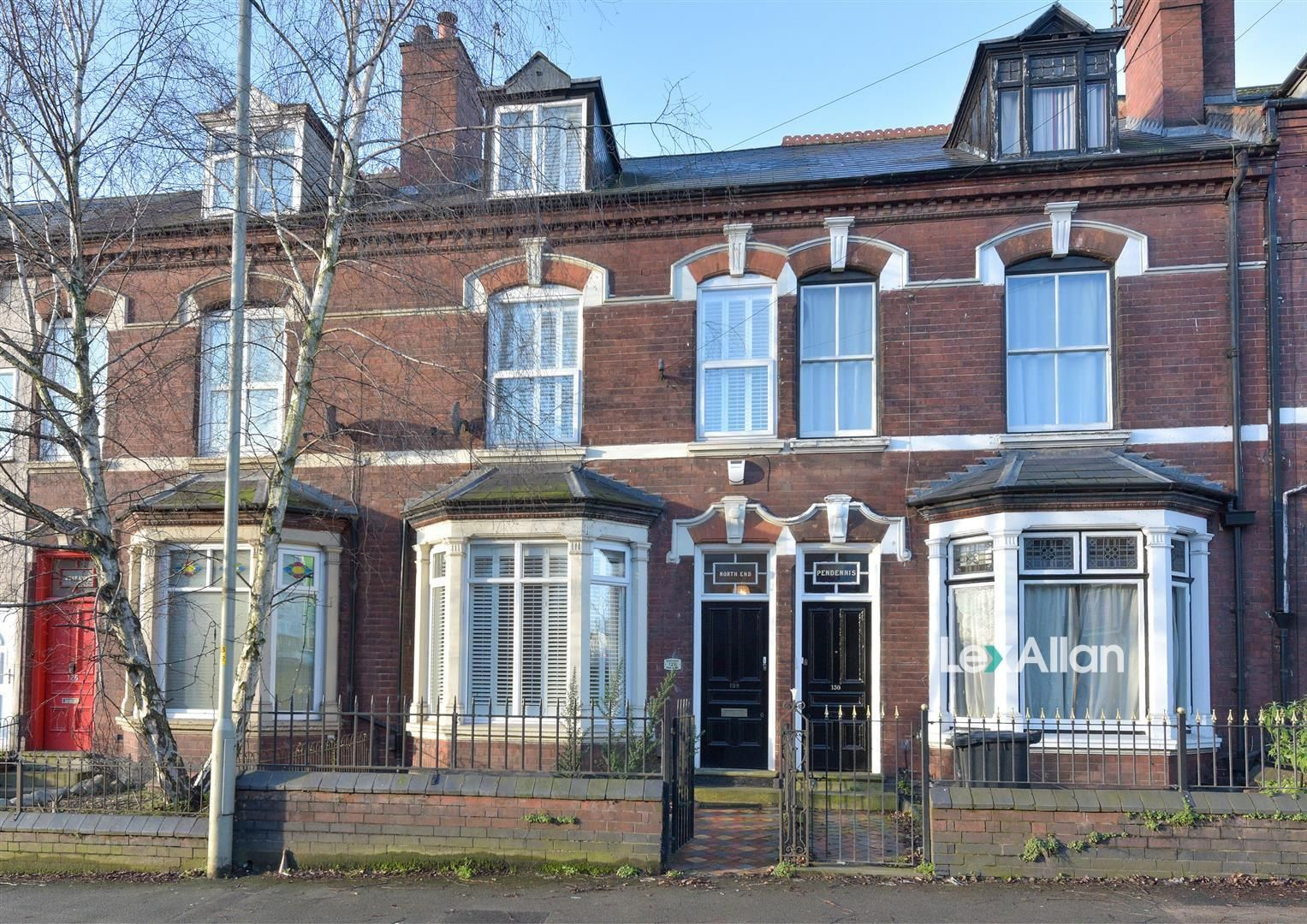 4 bed town-house for sale in Amblecote, DY8