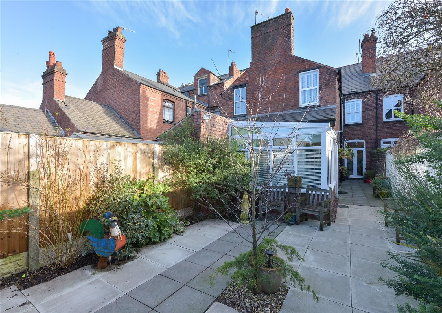 4 bed town-house for sale in Amblecote 22