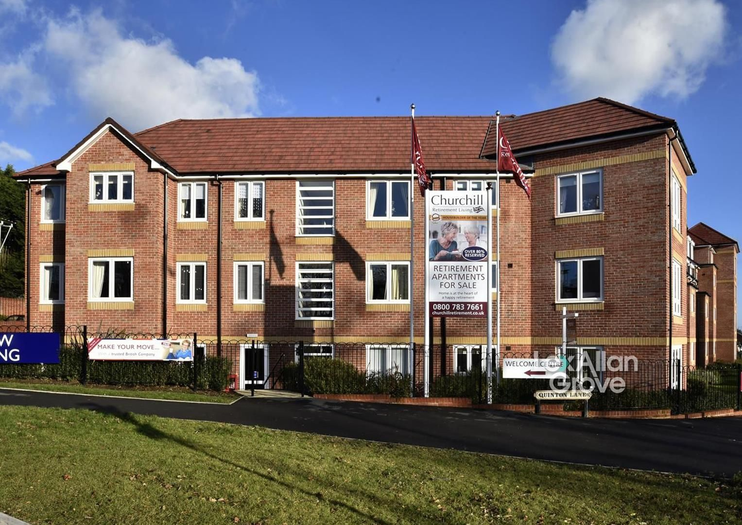 2 bed apartment for sale, B32