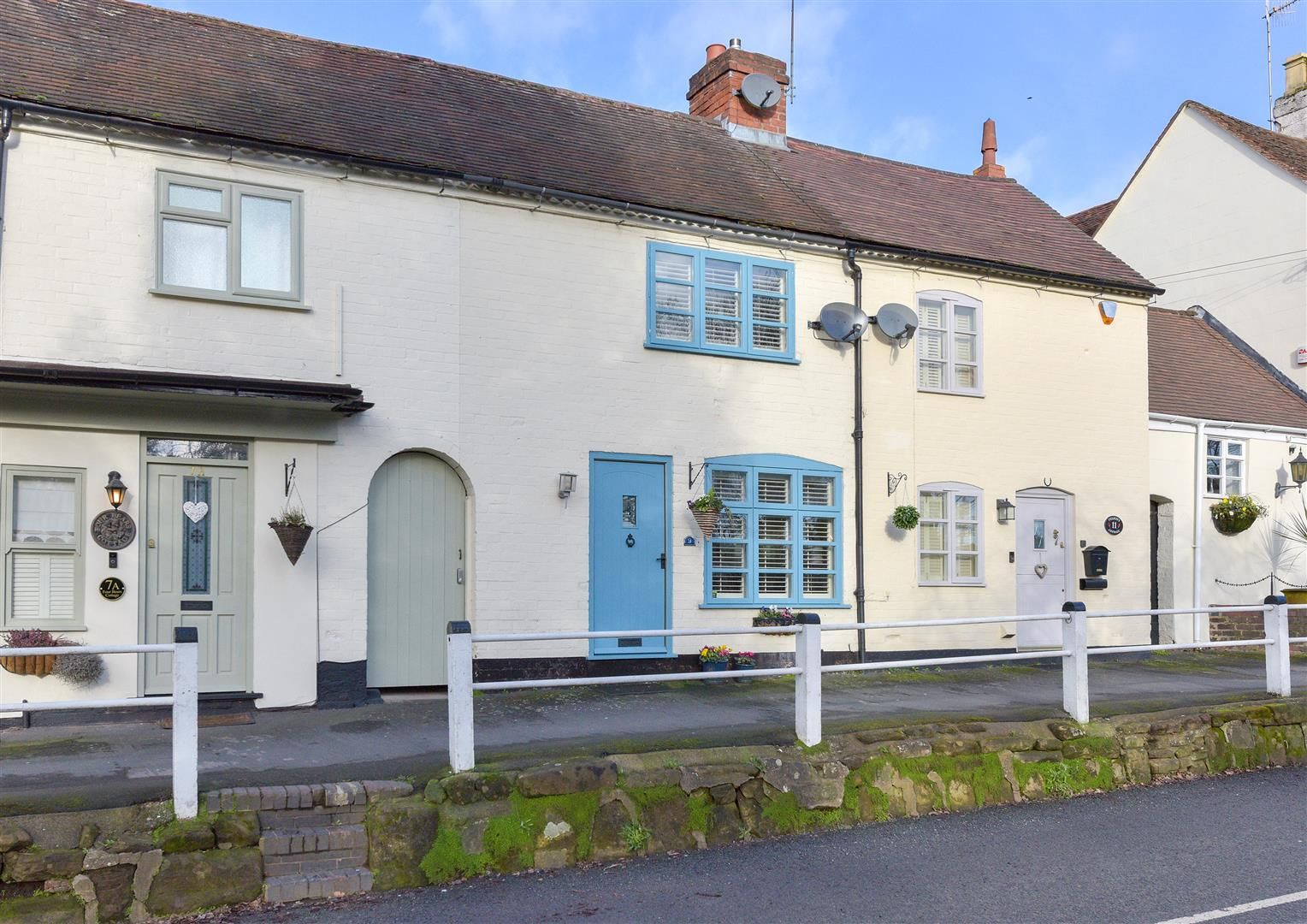 2 bed terraced for sale in Belbroughton, DY9